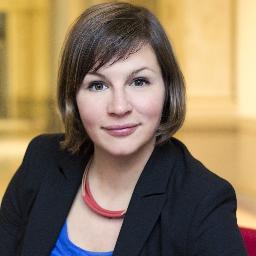 Antje Kapek (Fraktionsvorsitzende der Grünen Fraktion im Abgeordnetenhaus Berlin)